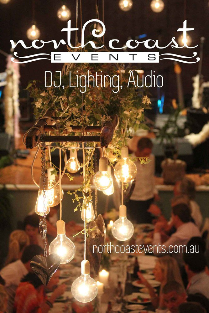 Brunswick Heads Wedding, Event and Party Hire