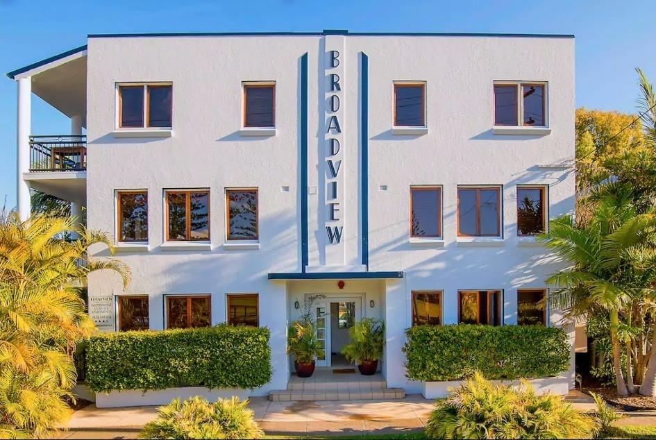 Broadview Waterfront Apartments Brunswick Heads