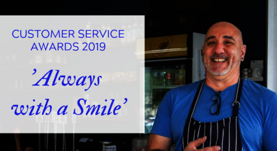 2019 Customer Service Awards image