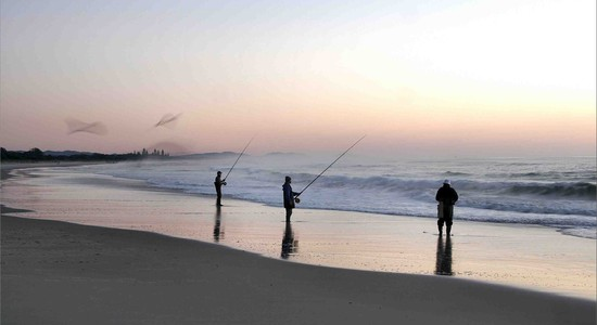 Fishing in Brunswick Heads image