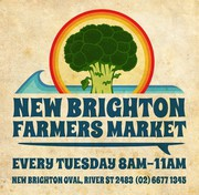 New Brighton Farmers Market image