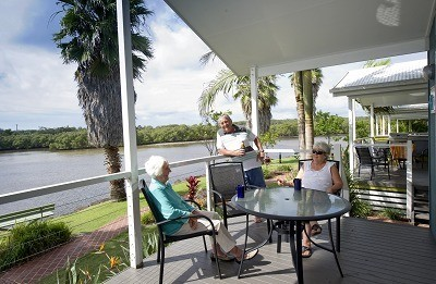 Terrace Reserve Holiday Park image