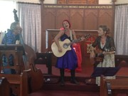 Sing-a-long and Morning Tea with Clelia Adams and Kathryn Jones